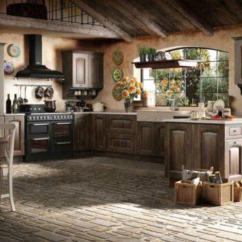 Кухня в стиле кантри «К4»